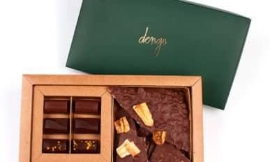 Caixa de Chocolates Dengo