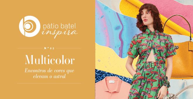 Pátio Batel Inspira - Multicolor